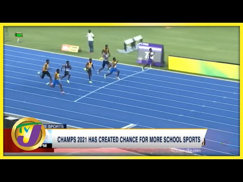 Champs 2021 Has Created Chance for More School Sports - August 25 2021