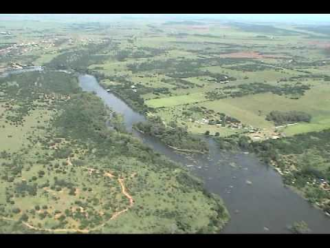 Helicopter Flight From Johannesburg To Parys South Africa  YouTube
