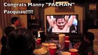 Congrats PACMAN!!!  - vlog Thumbnail