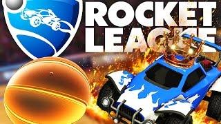JOUONS AU BASKET ! | Rocket League