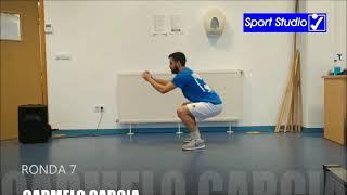 Tonificacion 2.  Carmerlo Garcia Camargo dxtencasa Sport Studio