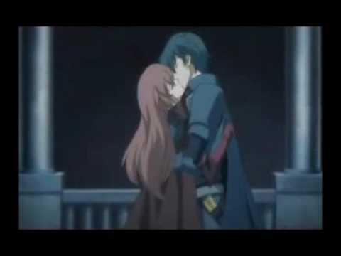 Kiss Me Anime Love Scene