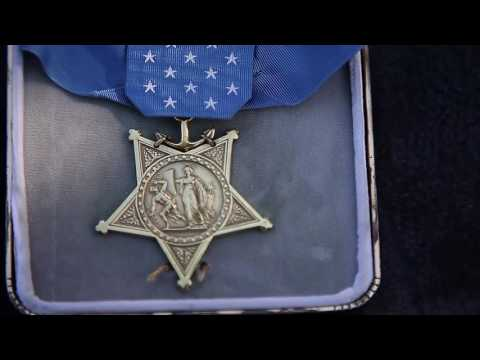 Medal Of Honor Recipient MSgt. Richard Pittman Laid to Rest