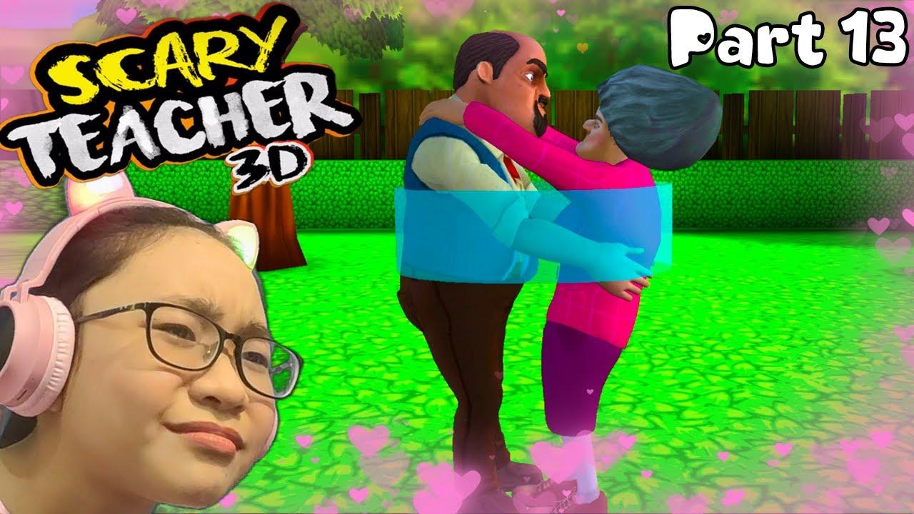 Download Scary Teacher 3D Groom or Bust - Gameplay Walkthrough Part 13 - Let's Play Scary Teacher 3D!!