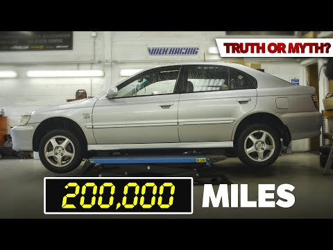 Can A 200,000 Mile Honda Accord Pass An Inspection?