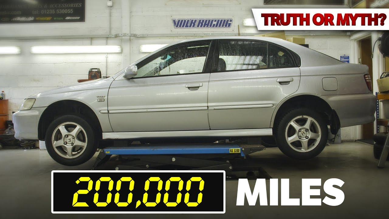 Can A 200 000 Mile Honda Accord P An Inspection