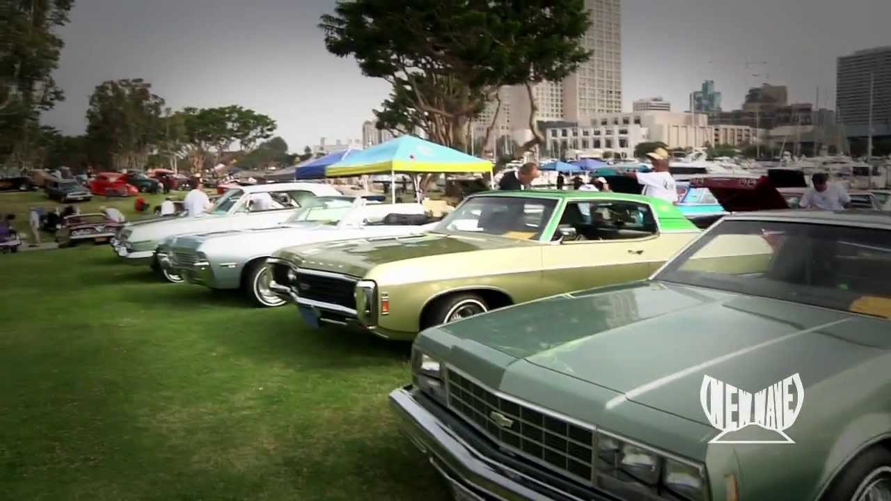Seaport Village Car Show