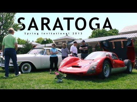 Saratoga: Spring Invitational 2013