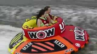 UTO Spaceship Unidentified Towable Object WOW World of Watersports