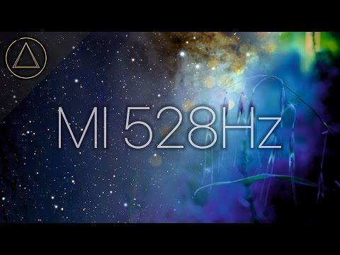 528 Hz FREQUENZA MIRACOLO - Rigenera e Armonizza il DNA - LOVE FREQUENCY HEALING