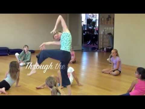 creativeDANCE - Children's creative dance classes, San Diego NC, California, by Amanda Banks