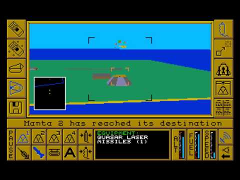 Carrier Command (Atari ST)