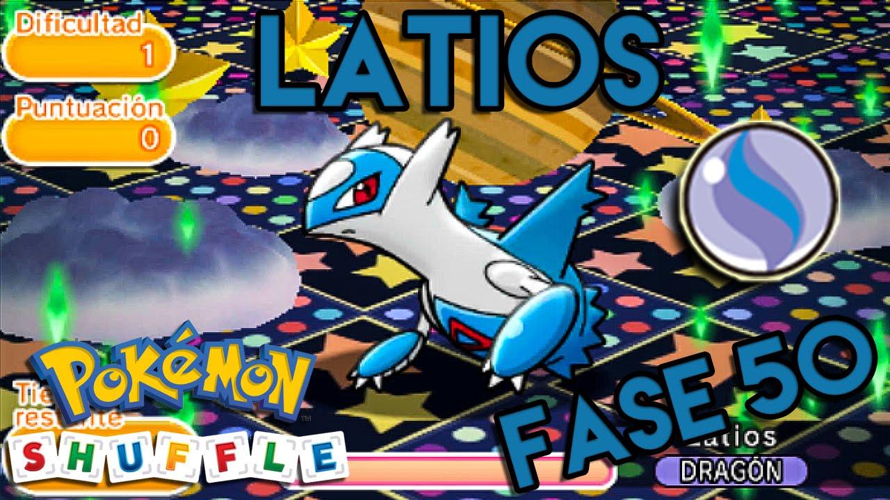 Pokémon Shuffle #91 | ¡Fase 50 de Latios!
