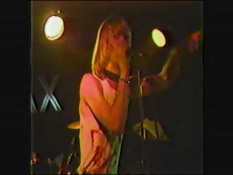 The Seclusions  Live @ Trax NYC Early 80's Featuring Rare Footage Of Busta Cherry Jones
