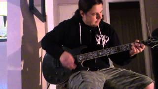 Stone Sour - The Uncanny Valley (Guitar Cover)