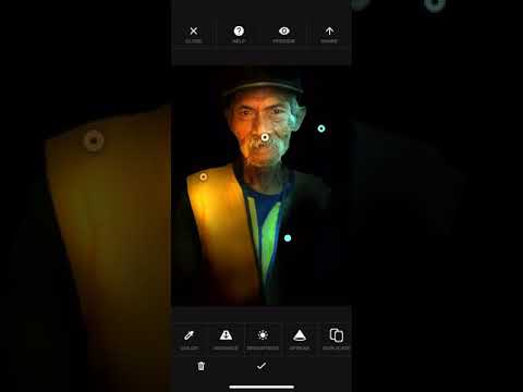 Apollo Illumination and iPhone X Depth