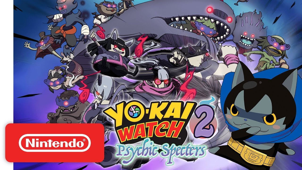 Image result for yo kai watch 2 psychic specters