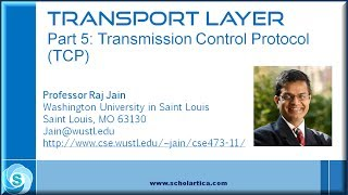 Transmission Control Protocol (TCP) : Part 1