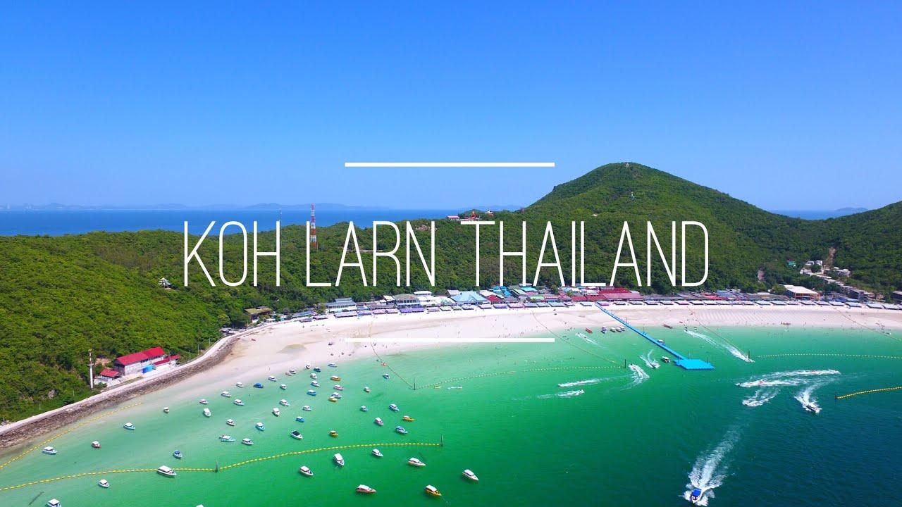 Koh Larn Pattaya Thailand 2017 By Drone 4K - Youtube-3377