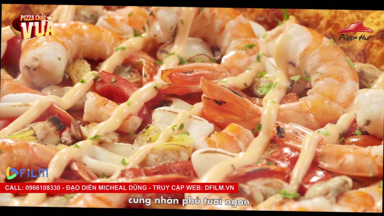 TVC quảng cáo Pizza Chảo Vua Mới – 0966108330