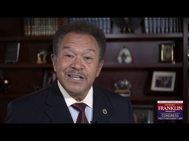 Robert Franklin for Congress - Georgia's Fifth Congressional District