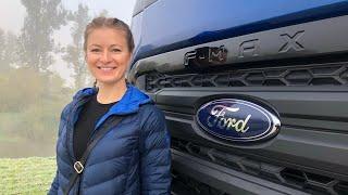 Ford F-MAX w Bieszczadach! Ford F-MAX test in Bieszczady Mountains - Iwona Blecharczyk 2019/77