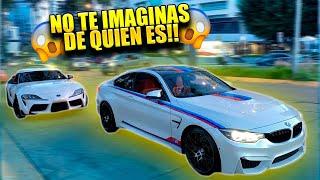 ME RETA UN BMW M4 MUY FAMOSO DE CULIACAN CONTRA MI TOYOTA SUPRA    ALFREDO VALENZUELA