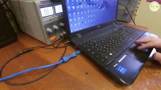 видео Ремонт ноутбука Fujitsu (Фуджитсу) LIFEBOOK NH532
