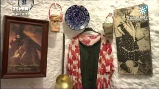 75 minutos    La Cueva de María 'La Canastera' en el Sacromonte