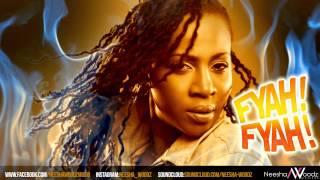 Fyah Fyah!!!- (New Single) Neesha Woodz Gospel Soca 2015