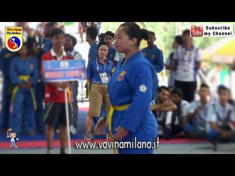 5th Asian Beach Games - VOVINAM - Long Hổ Quyền