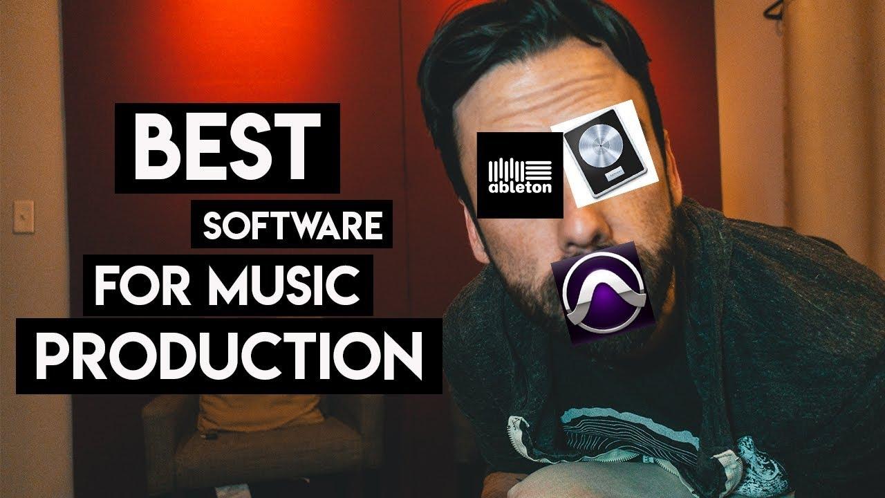 Best Software For Music Production - Pro Tools vs  Ableton vs  Logic Pro X