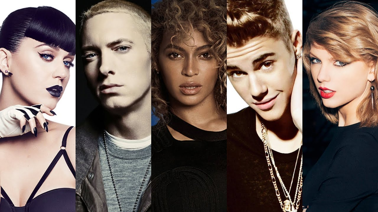 Download Top 10 Artists With The Most VEVO Certified Videos