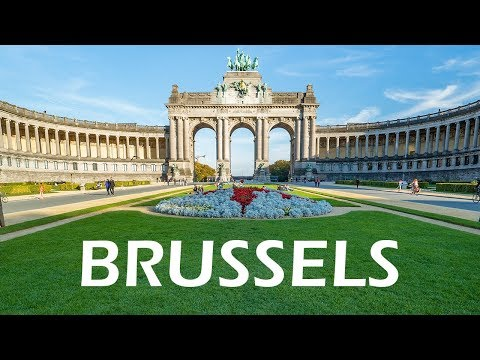 One day in Brussels - Belgium