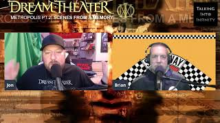Talking Into Infinity – Episode 3 – Gateway Dream Theater Songs