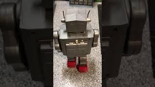1970 Mego Gigantor space age robot