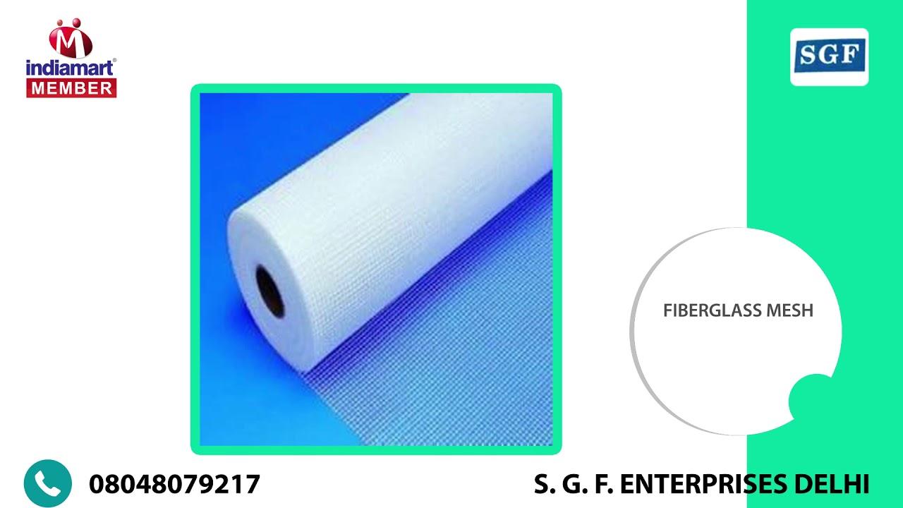 Yarn and Fibreglass Products by S  G  F  Enterprises Delhi, New Delhi