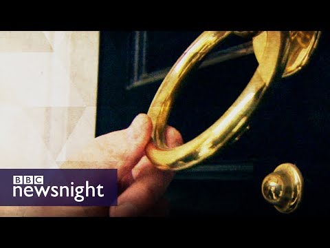 The politics of a strange part of Britain, called London - BBC Newsnight
