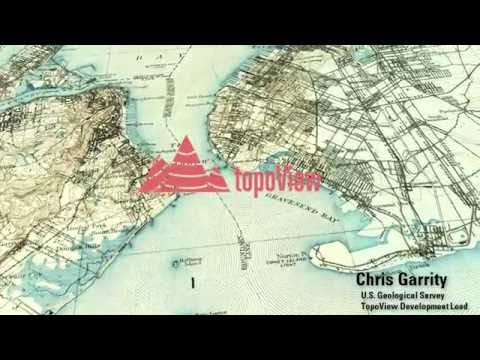 Accessing USGS Historical Maps through TopoView