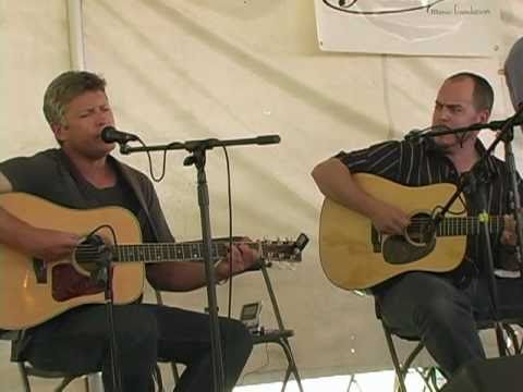 Gibson Brothers, Mansion on the Hill, Grey Fox 2010