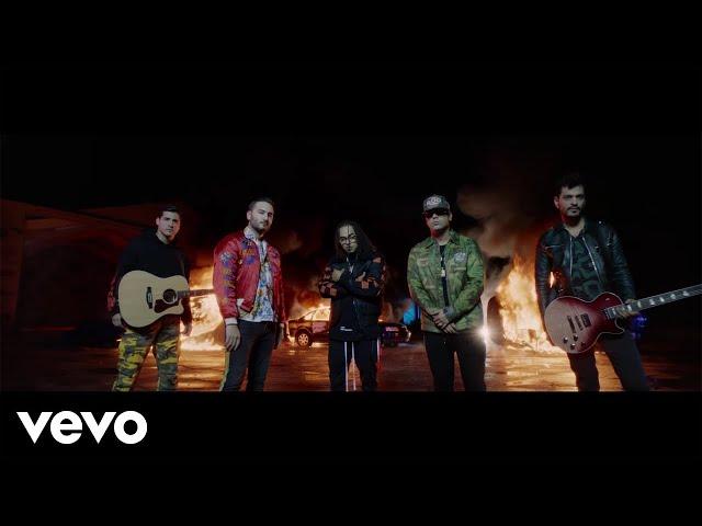 Reik - Me Niego ft. Ozuna, Wisin (Video Oficial)