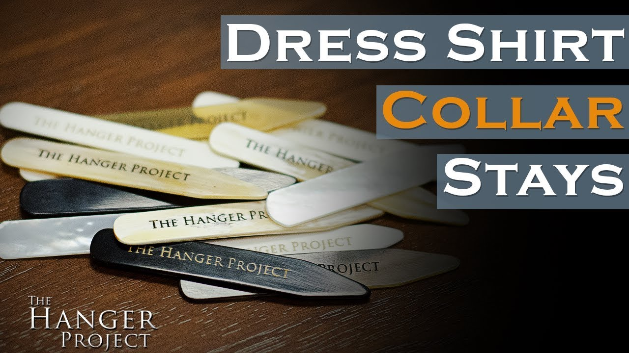 Collar Stays Review Protect Your Shirt Collar Youtube