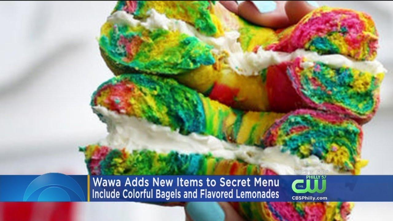 Wawa Adds New Items To Secret Menu