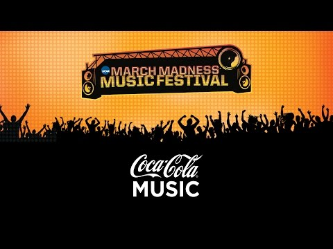 March Madness Music Festival: Coca-Cola Music
