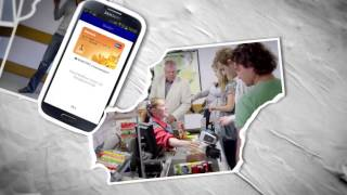 Rabobank introduceert mobiel betalen in Leiden -- Supermarkt