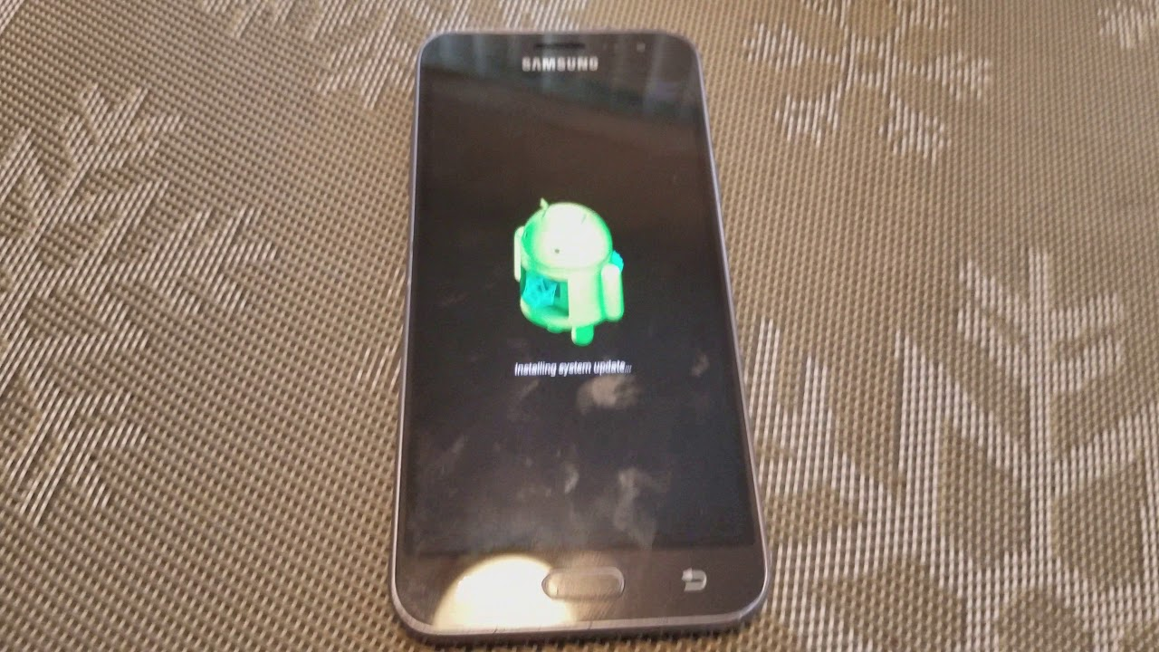 Mobile Info: Samsung Galaxy Express Prime Reset