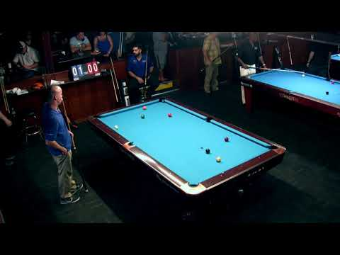 2017 APA US Amateur Championship  Ray Linares VS  Ryan Hollingsworth