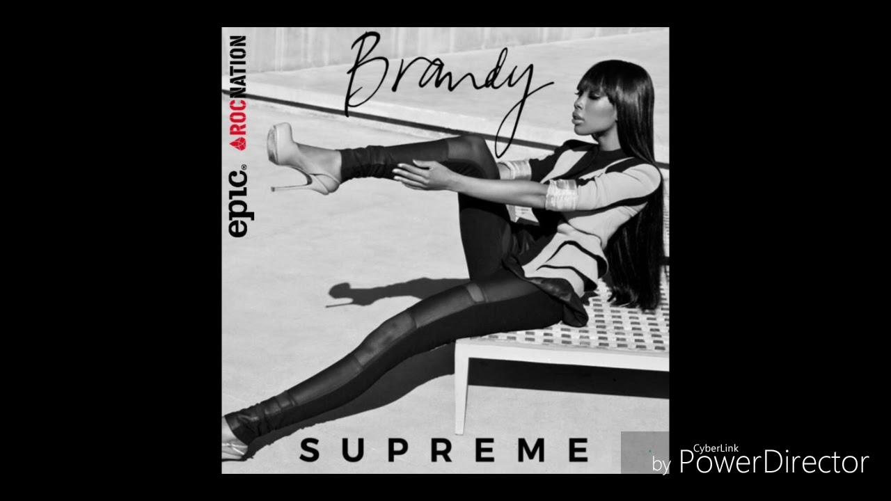 Download Brandy - Supreme (Unreleased Album)
