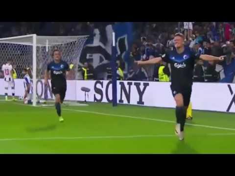 Porto vs Copenhagen 1-1 All Goals & Highlights HD 14.09.2016