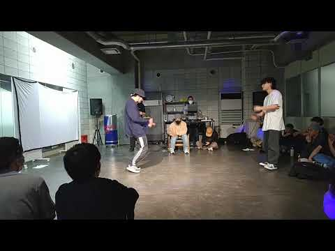 FullClip vol.2 best16 bboy Chiba the beef vs bboy takumi